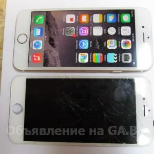 Выполню Замена дисплейного модуля в iPhone - GA.BY